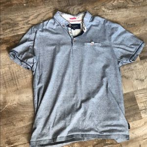 Men's large Ted Baker London Polo